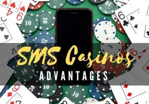 advantages of pay by SMS
